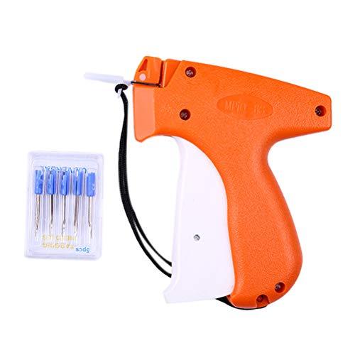 eichnungspistole Preiskennzeichnung Attacher-Pistole, 1000 Anhänge 5 Nadeln für die Feine Kleidung ()
