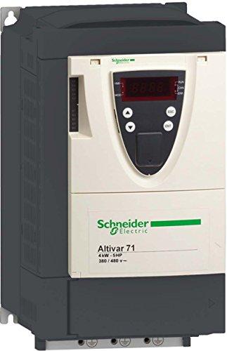 Schneider ATV71HU30M3Z Frequenzumrichter ATV71, 3kW, EMV-Filter, 240 V