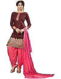 Krishna Creation Women's Cotton Full Flare Party Wear And Casual Wear Long Kurti For Women, Kurtis For Women,...