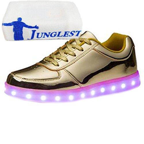 [Presente:piccolo asciugamano]Oro scuro 40 uscite Sneakers per