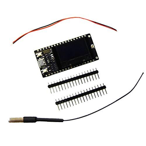 IPOTCH Modulo di Trasmettitore Seriale Bluetooth Senza Fili HC-06, Modulo Slave E Master Supportati
