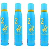 Beverly Hills Polo Club 2 Fragrance Spray For Women ( Set Of 4 ) …