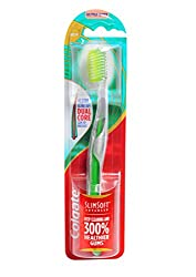 Colgate SlimSoft Advanced Toothbrush with Soft Bristles