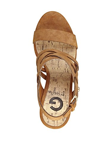 G By Guess Saint Femmes Synthétique Sandales Medium Natural