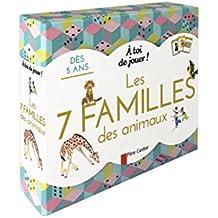 Les 7 familles des animaux