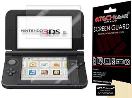 Displayschutz Folie für Nintendo 3DS - Bild 1