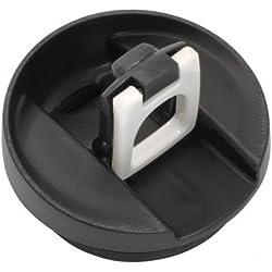Contigo Extreme Travel Mug Replacement Lid, Black/Square Tab by Contigo