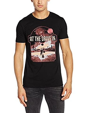 CID At The Drive In - Eclipse T-Shirt Homme Multicolore FR : XL (Taille Fabricant : XL)