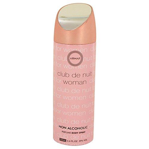 Armaf Club De Nuit Body Spray for Women, 200ml