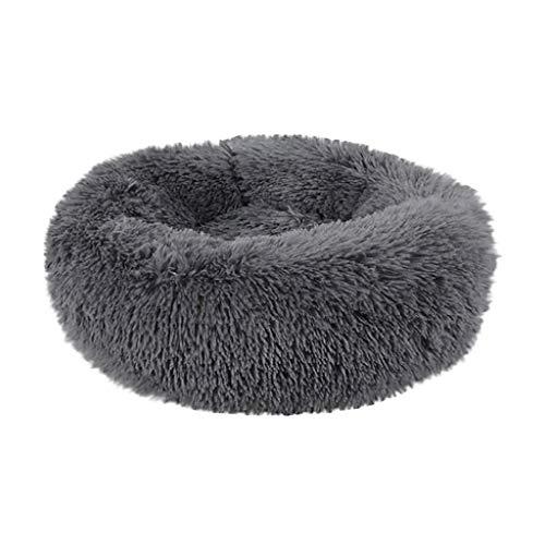 Baslinze Komfortable PlüSch Zwinger Hunde Haustierstreu Tiefschlaf Pv Katzenstreu Schlafbetten