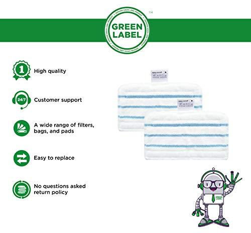 Zoom IMG-1 green label confezione da 2