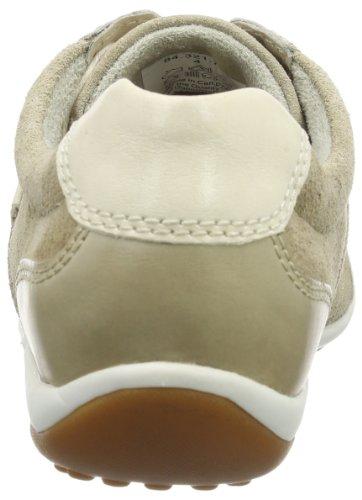 Gabor Shoes Gabor 84.321.72, Scarpa classica stringata Donna Beige (Beige (pur/leinen/gesso))