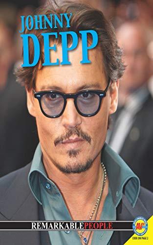 Descargar Libros Para Ebook Johnny Depp (Remarkable People) Bajar Gratis En Epub