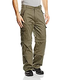 Brandit Savannah Herren Zip Hose (3 in 1 Kombination)