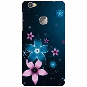 Back Cover For LeEco Le 1s Eco (Printed Designer)