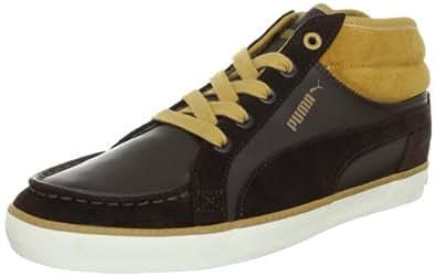 Puma Serion NM 354416, Herren Sportive Sneakers, Braun (chocolate brown-apple 03), EU 40.5 (UK 7) (US 8)