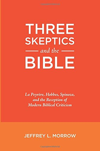 Three Skeptics and the Bible
