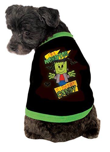 Rubie's Lil Monster T-Shirt Hund -