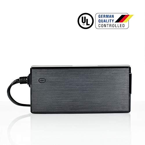 Leicke 72W Netzteil 12V 6A | 5,5 * 2,5mm | kompatibel mit LED Streifen, HifiBerry AMP und AMP 2, NAS, LCD TFT Bildschirmen Monitoren, externen Festplatten, Pico-PSU Etc. (Bitcoin-technologie)