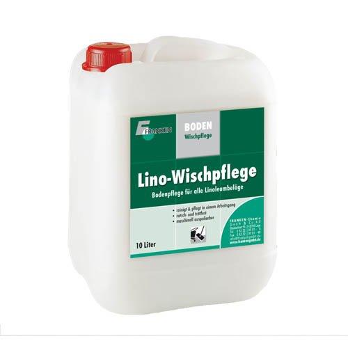 Franken Lino Wischpflege N, 10 Liter - Unterhaltsreinigung Unterhaltspflege Linoleum