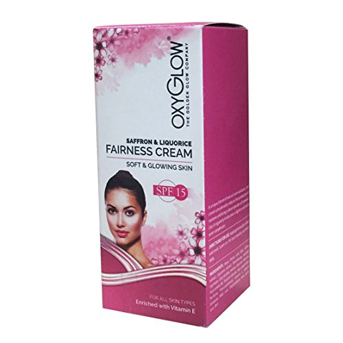 Oxyglow Saffron & Liquorice Fairness Cream 60Gm  available at amazon for Rs.68