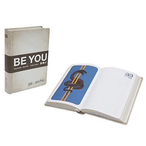 Giochi preziosi be you harry potter diario agenda, formato standard, collezione 2019/20, grafiche originali