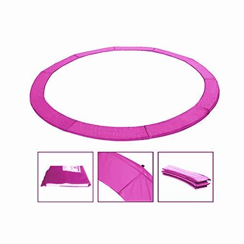 Andreas Dell Trampolin 10 FT Ø 305 cm Pink Randabdeckung 3,05 m Federabdeckung Zubehör Ersatzteil
