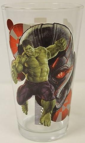 Pint Glass - Marvel - Age of Ultron - Hulk 16oz Cup New Toys TTAU004