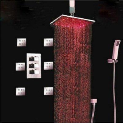 Luxurious shower Uns Kostenloser Versand große Niederschlag 16