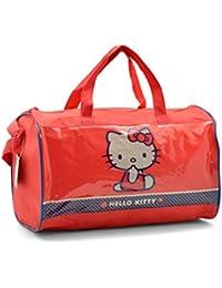 Bolsa Deporte Hello Kitty Capacidad 23 x 20 x 39 cms.