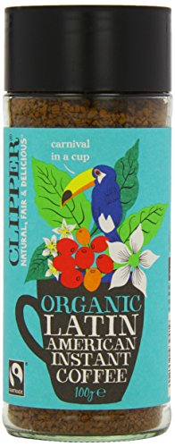 Clipper-Latin-American-Organic-Instant-Coffee-100-g-Pack-of-6