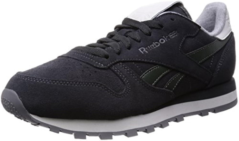 Reebok Classic Leather Suede - Zapatillas de Cuero para Hombre -
