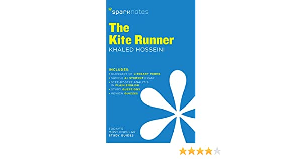 the kite runner sparknotes literature guide sparknotes  the kite runner sparknotes literature guide sparknotes literature guide series ebook sparknotes amazon co uk kindle store