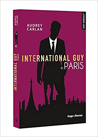 #10: International Guy - tome 1 Paris (1)