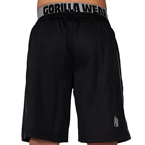 Zoom IMG-2 gw california mesh shorts black