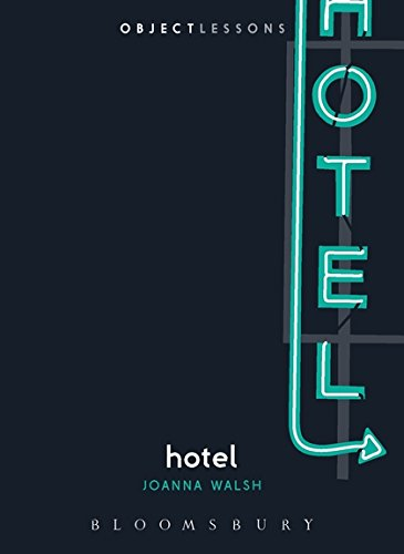 Hotel (Object Lessons) por Joanna Walsh