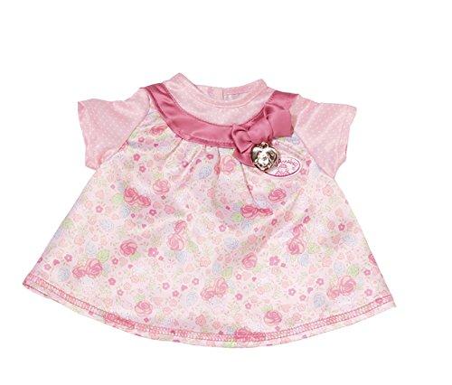 Zapf Creation 794784 - Baby Annabell Kleider, rosa Shirt und Schleifchen