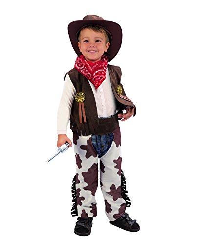 Ciao 14775 - piccolo cow boy, 4-6 anni