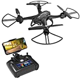 Holy Stone HS200D FPV RC Drone with 720P Camera 120°FOV Live Video WiFi
