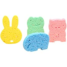 Newin Star baño Esponja Animal Pattern para niños ducha producto ...