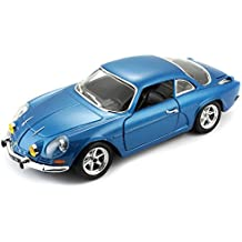 Bburago - Alpine Renault (1971), color azul (18-22093)