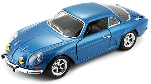 Bburago - Alpine Renault (1971), color azul (18-22093)
