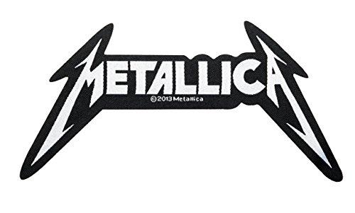 Metallica - Shaped Logo[Patch/Aufnäher ]Metallica Aufnäher !! (All Em Kill Patch)