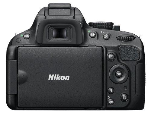 Nikon D5100 SLR-Digitalkamera Gehäuse_2