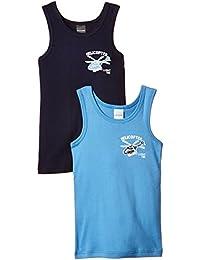 Schiesser Jungen Unterhemd Set: Hemd 0/0 2 Stück