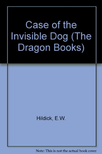 The case of the invisble dog : a McGurk mystery