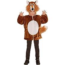 Chaqueta capucha zorro niño - de 2 a 3 años