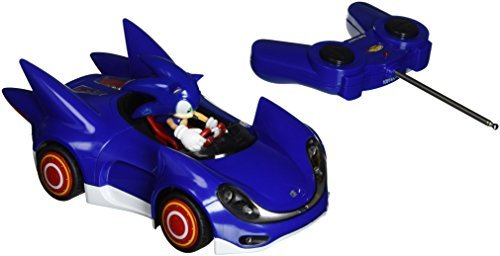 Usato, Sonic and Sega All Stars Racing Remote Controlled Car usato  Spedito ovunque in Italia