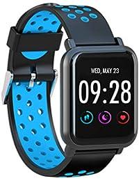 POJIETT Monitor de Actividad,Reloj Inteligente IP68 a Prueba de Agua con Monitor de Sueño