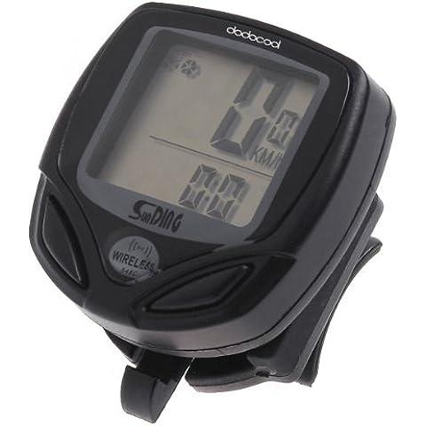 Lixada 0.001-99999 km / m LCD Wireless